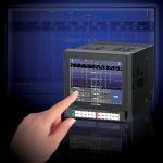 Afbeelding 1 - Papierloze touchscreenrecorder Model 73VR2100