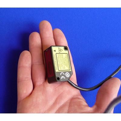 Afbeelding 1 - Compact, nauwkeurig, kwalitatief superieur en low-cost: de 'HG-C'-laser(meet)sensor