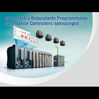 Afbeelding 1 - Programmable Automation Controllers: veelzijdig, flexibel en schaalbaar