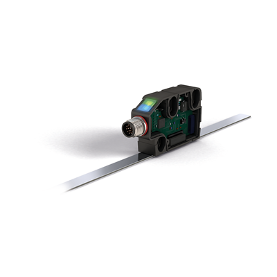 Afbeelding 1 - Nieuwe compacte magnetische sensor voor flexibele lineaire en roterende metingen tot één micron nauwkeurig