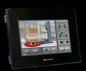 Unitronics heeft de succesvolle Samba serie uitgebreid met een 7-inch Widescreen.