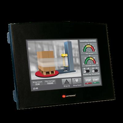 Afbeelding 1 - Unitronics heeft de succesvolle Samba serie uitgebreid met een 7-inch Widescreen.