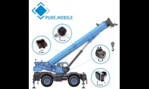 Afbeelding 1 - Nieuwe standaard voor automatisering van mobiele machines; Pure Mobile