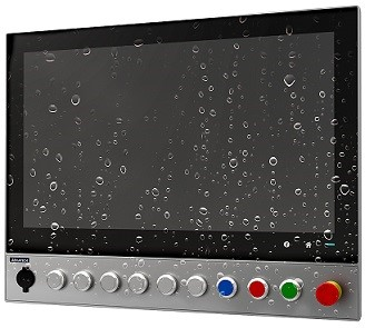 Afbeelding 1 - Ontmoet de SPC-800: de nieuwe all-in-one HMI van Advantech