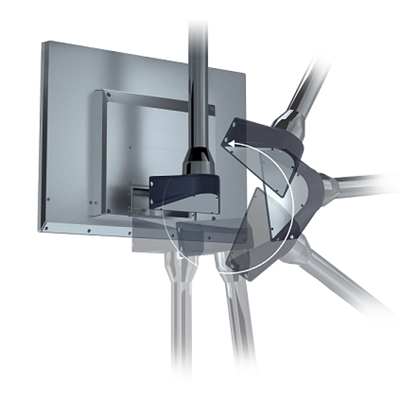 Afbeelding 2 - Ontmoet de SPC-800: de nieuwe all-in-one HMI van Advantech