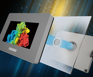 Uniek montagesysteem Pro-face HMI-displays vereenvoudigt installatie