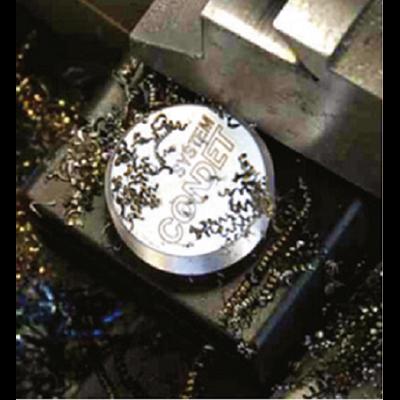Afbeelding 1 - Inductieve sensor voor verspaningstechnieken