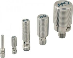 Afbeelding 1 - Nieuwe inductieve sensoren van Micro-Detectors
