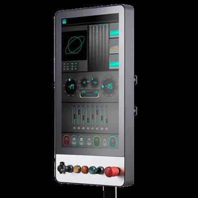 Afbeelding 1 - ESA ERGO all-in-one machine controle