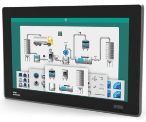 ESA EW300 industriële monitor