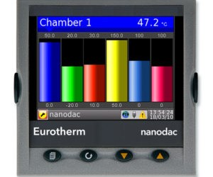 De Eurotherm Nanodac Recorder/Controller nu ook met Batch-functionaliteit en BACnet™