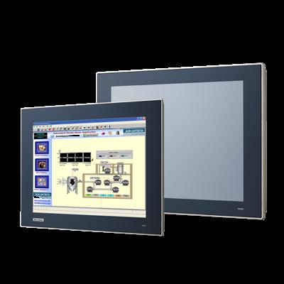 Afbeelding 1 - Nieuwe Panel PC's met vlakke voorzijde (IP66)