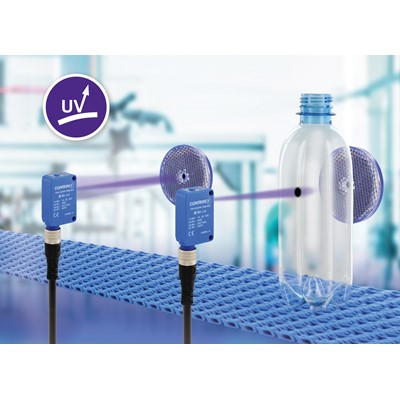 Afbeelding 1 - De nieuwe Contrinex TRU C23 UV-sensor