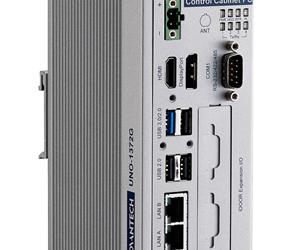 Nieuwe DIN-rail PC met ingebouwde (hardware)beveiliging