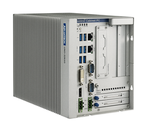Nieuwe fanless Box PC van Advantech
