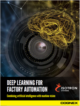 Deep Learning for factory automation