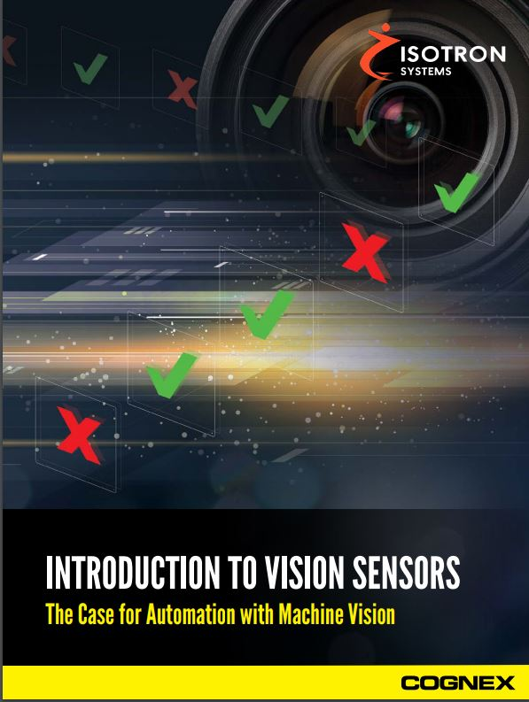 Introductie Vision sensor