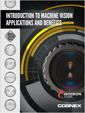 Introduction to machine Vision applications & benefits