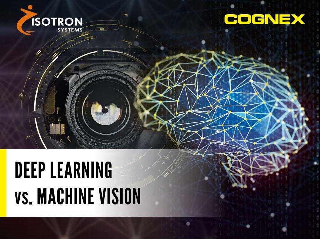EBook: Deep Learning vs. Machine Vision