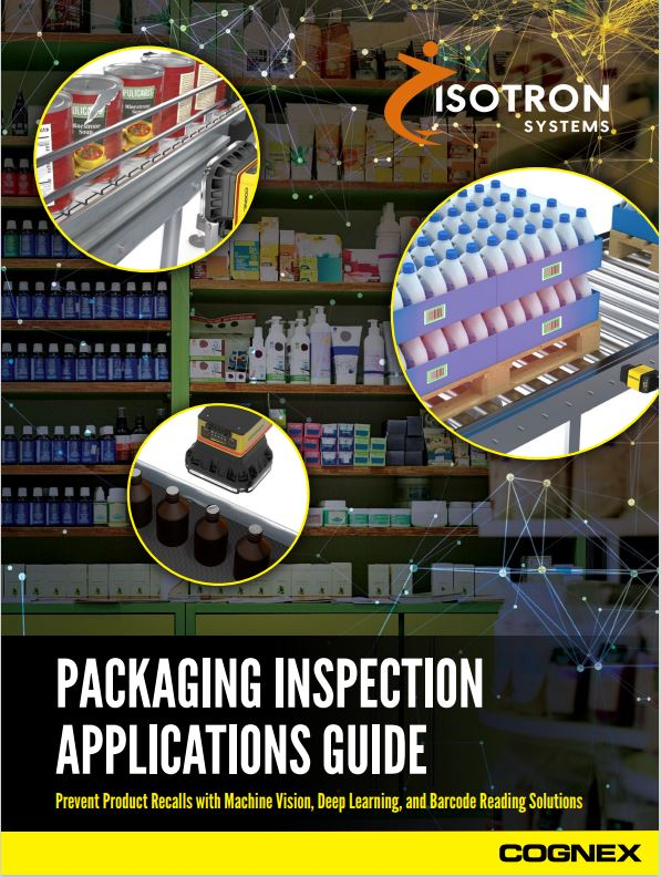 Packaging inspection applications guide