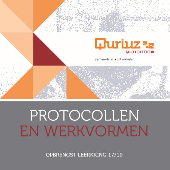 Leerkring protocollen en werkvormen