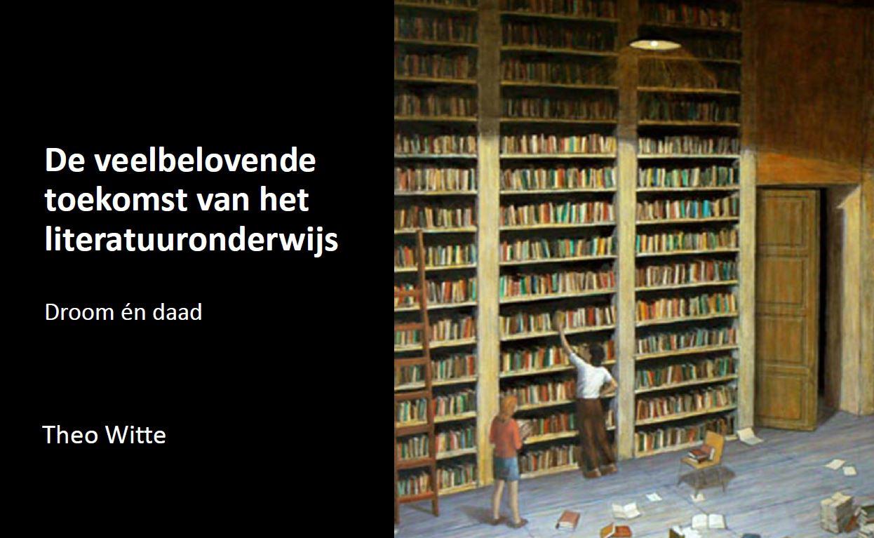 Keynote De toekomst van het literatuuronderwijs- Theo Witte