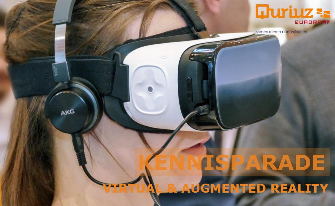 Op avontuur met een VR bril