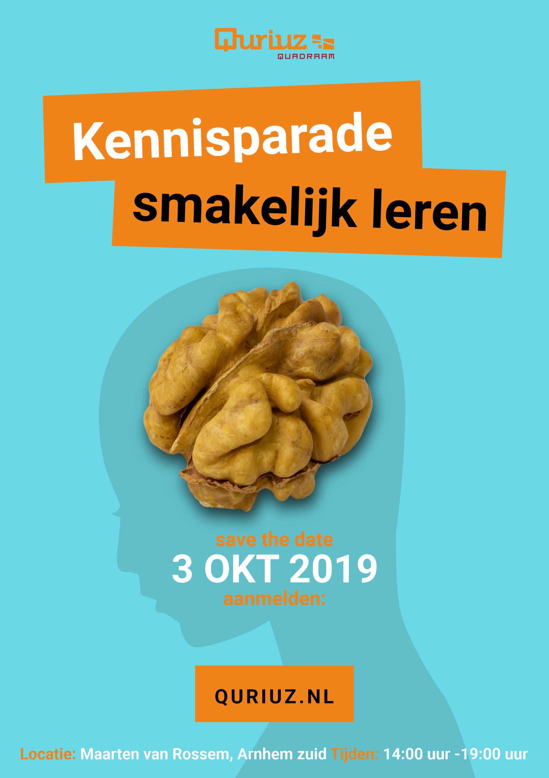 Programmaboekje Kennisparade 2019