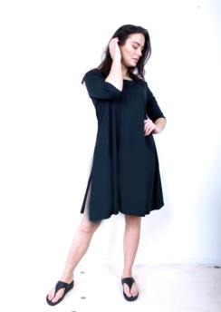 Rimini dress without print