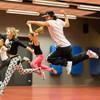 Agilitas Aerobics-, dansruimte