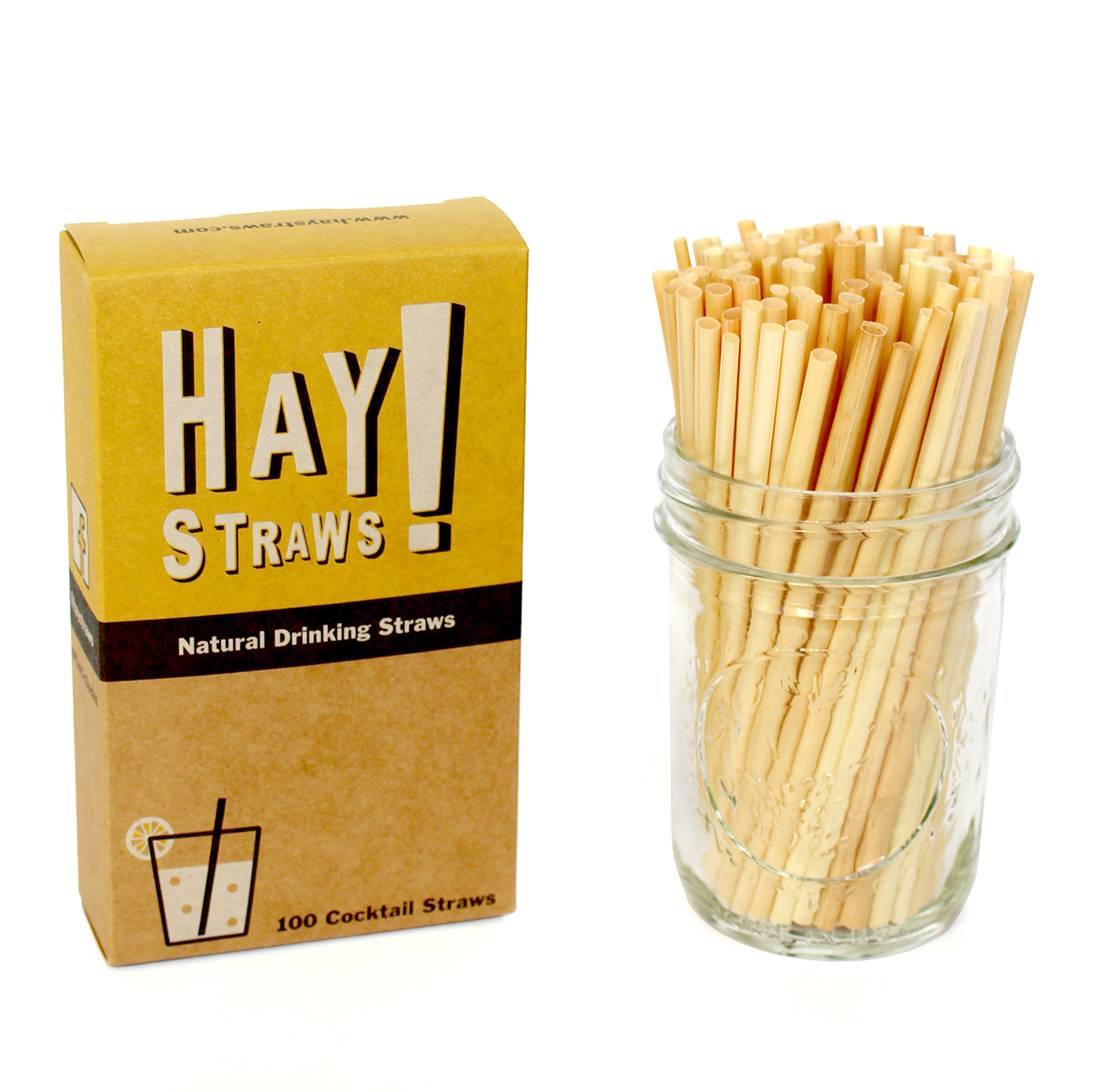 Cocktail straw, 100 pack