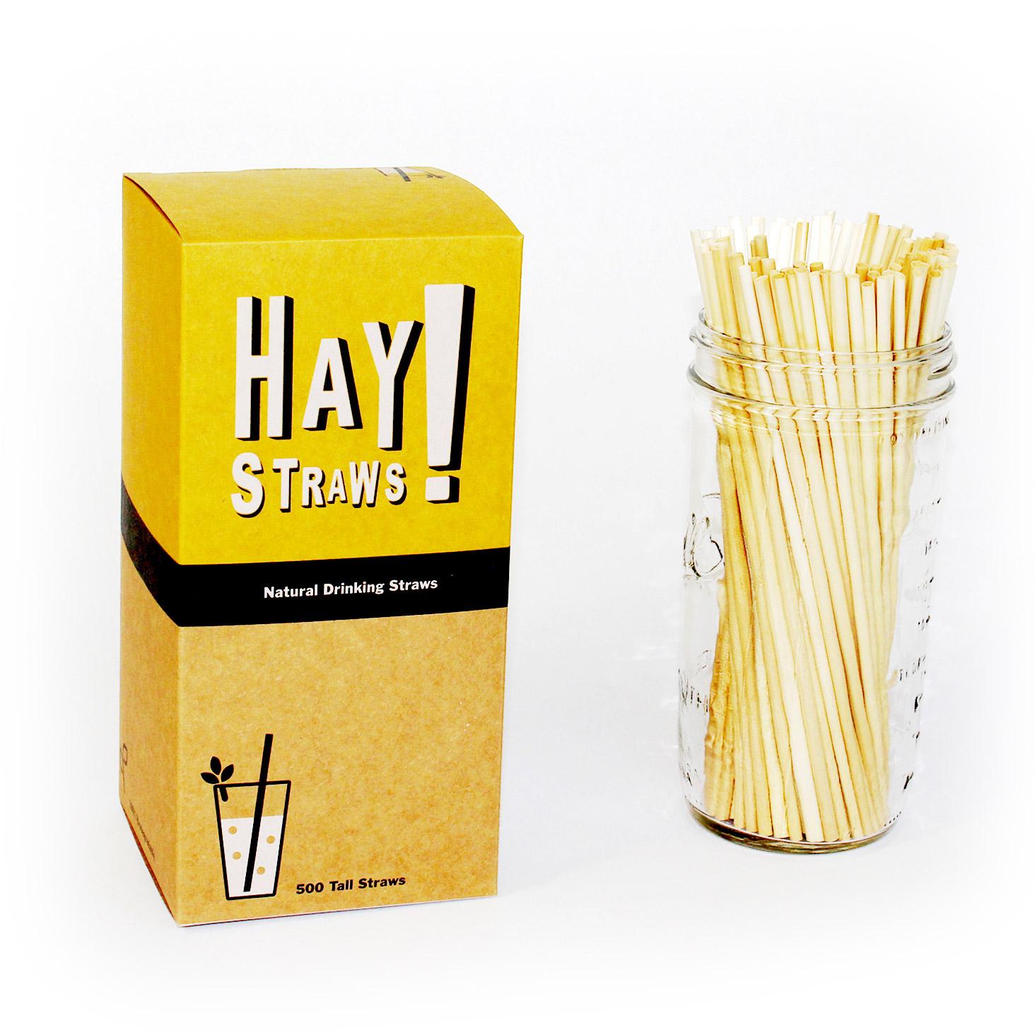 Straws, 500 pack