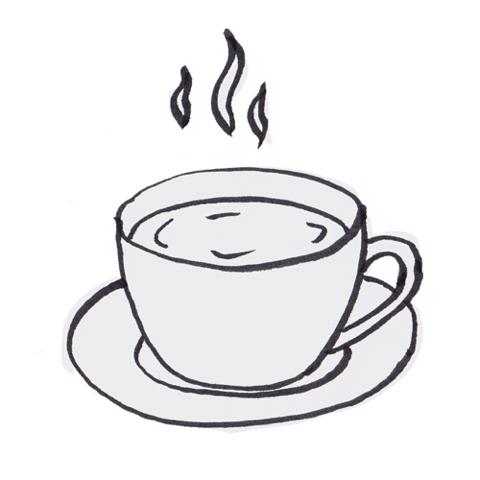 Kom je op de koffie?