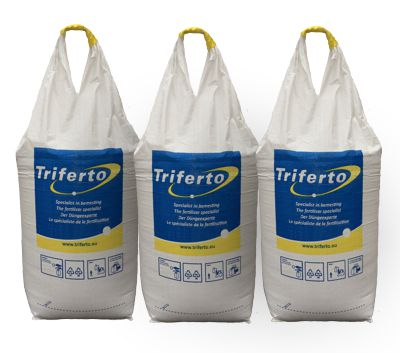 New look for Triferto packaging and big bags