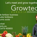 Let's meet at the Growtech Eurasia Fair 2017