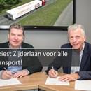 Triferto kiest voor Zijderlaan voor alle kiepertransport