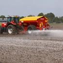 Bekalken van maisland op kleigrond