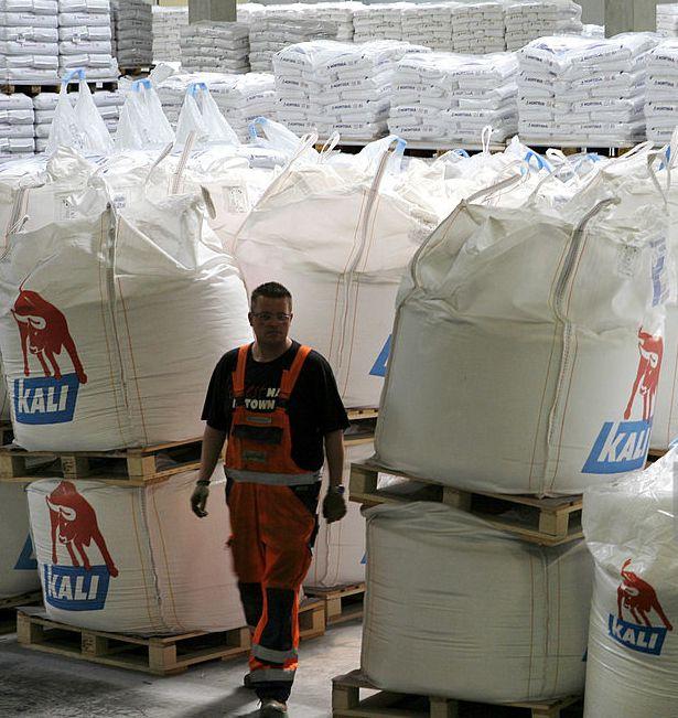 Kalium en efficiënte waterbenutting