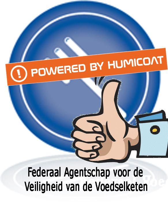 Ontheffing HUMICoat voor België een feit