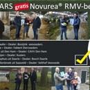 Novurea bigbags uitgereikt aan winnaars RMV beursactie