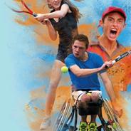 Clinics G-tennis en Rolstoeltennis tijdens de Windmill Cup