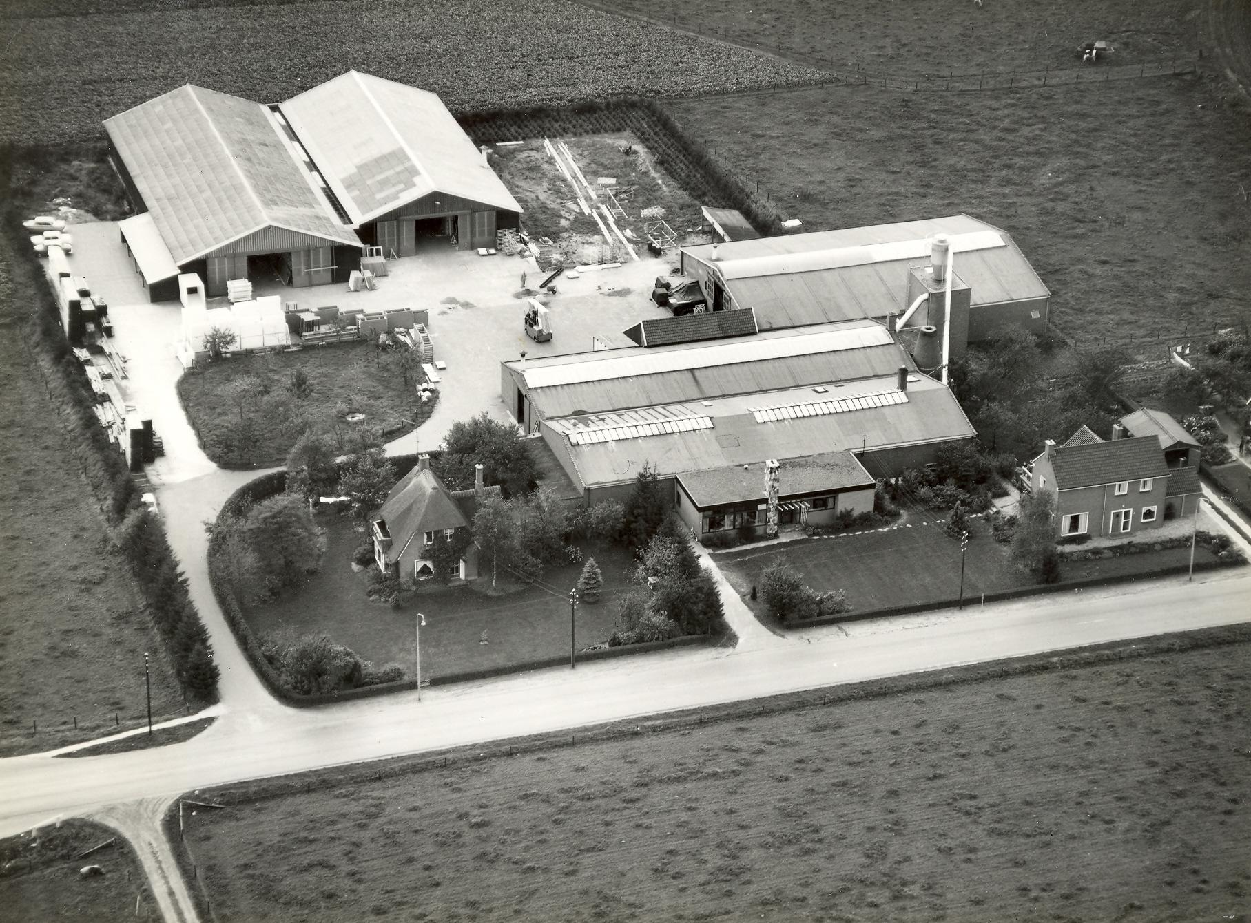 Timmerfabriek Westerveld & Nederlof Breedenbroek