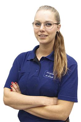 Leanne  |  Leerling Allround montagemedewerker
